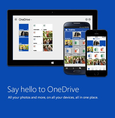 دانلود نرم افزار سرویس ابری Microsoft OneDrive v4.15 – اندروید